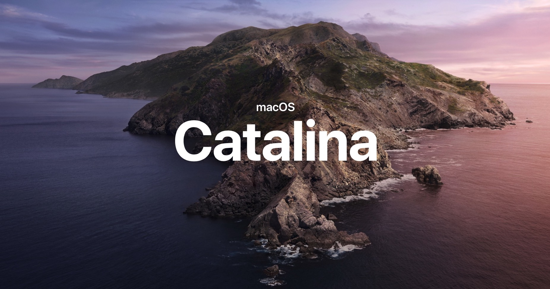 image of mac os catalina 10.15