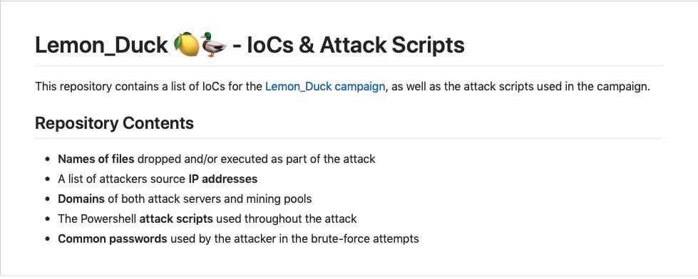 image of lemon_duck attack scripts