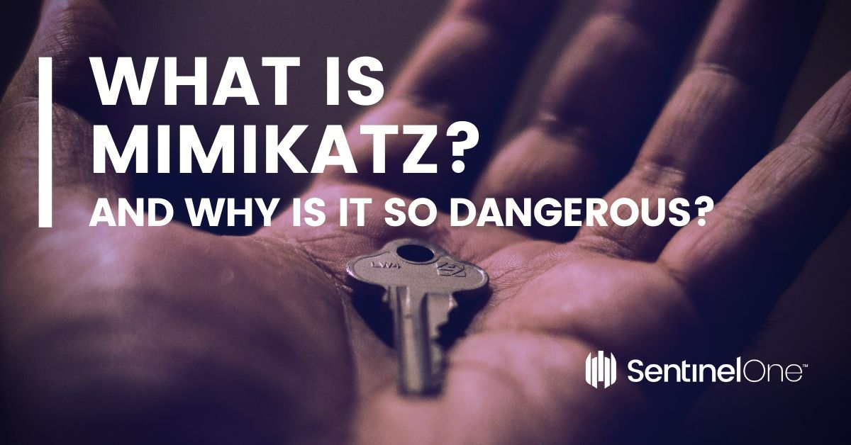 image of what is mimikatz