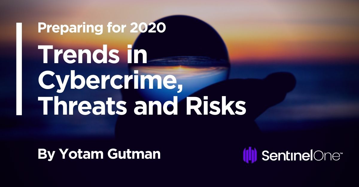 image of 2020 cybercrime trends